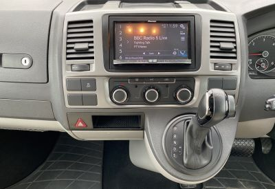 VW Transporter Campervan DSG Gearbox 12