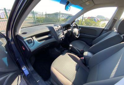 Kia Sportage 2.0 CRDi XE 4WD 5dr 12