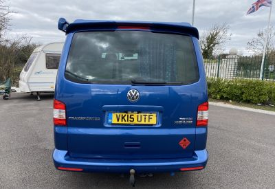 VW Transporter Campervan DSG Gearbox 5