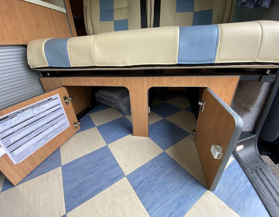 VW Transporter Campervan DSG Gearbox 28