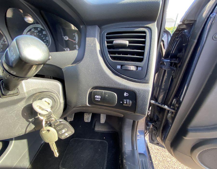 Kia Sportage 2.0 CRDi XE 4WD 5dr 17