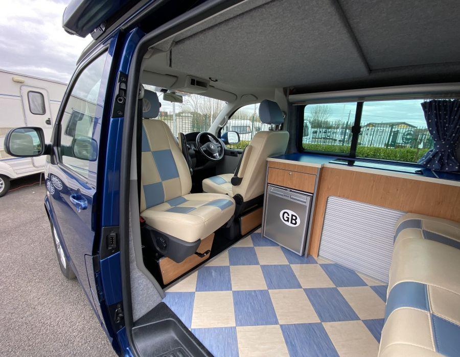 VW Transporter Campervan DSG Gearbox 16