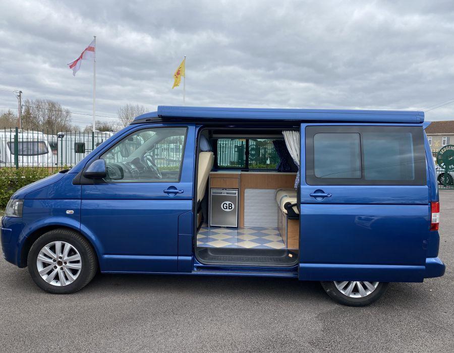VW Transporter Campervan DSG Gearbox 10