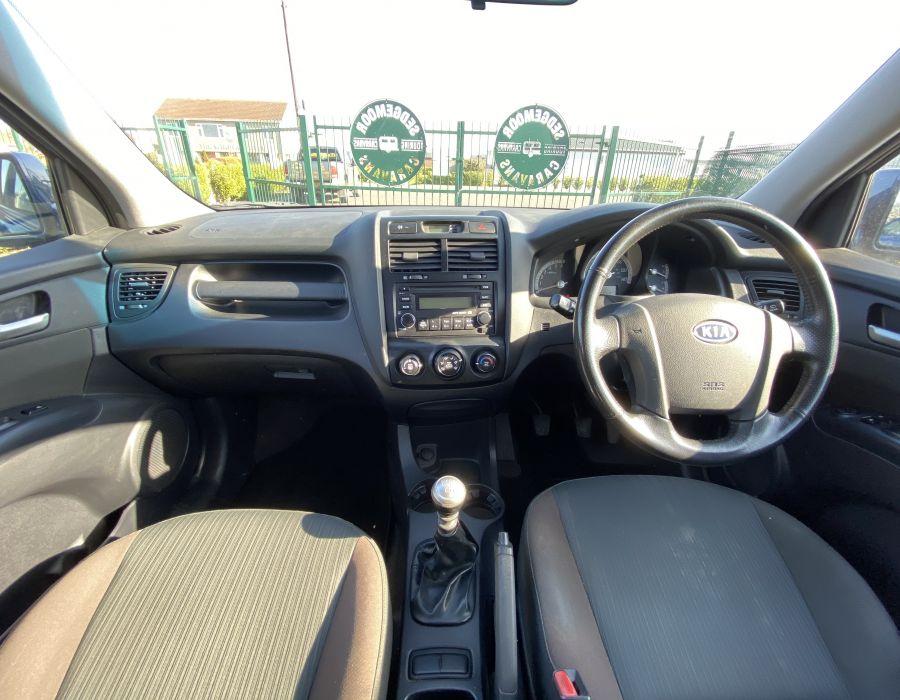 Kia Sportage 2.0 CRDi XE 4WD 5dr 11