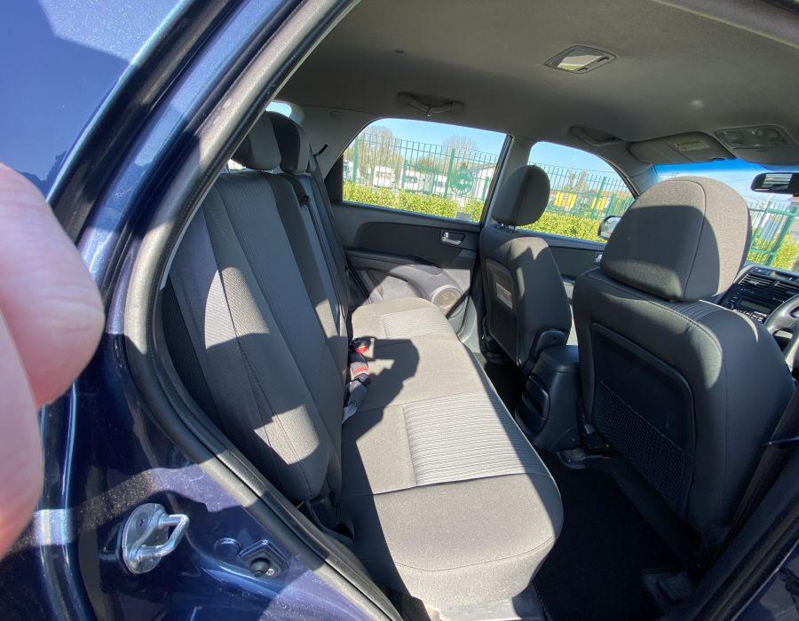 Kia Sportage 2.0 CRDi XE 4WD 5dr 15