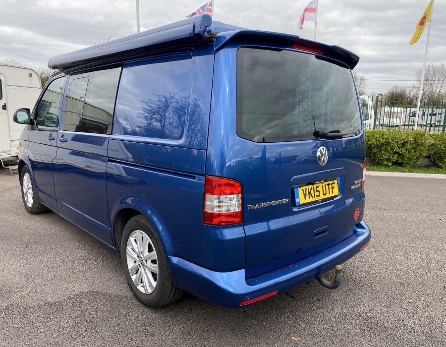 VW Transporter Campervan DSG Gearbox 4