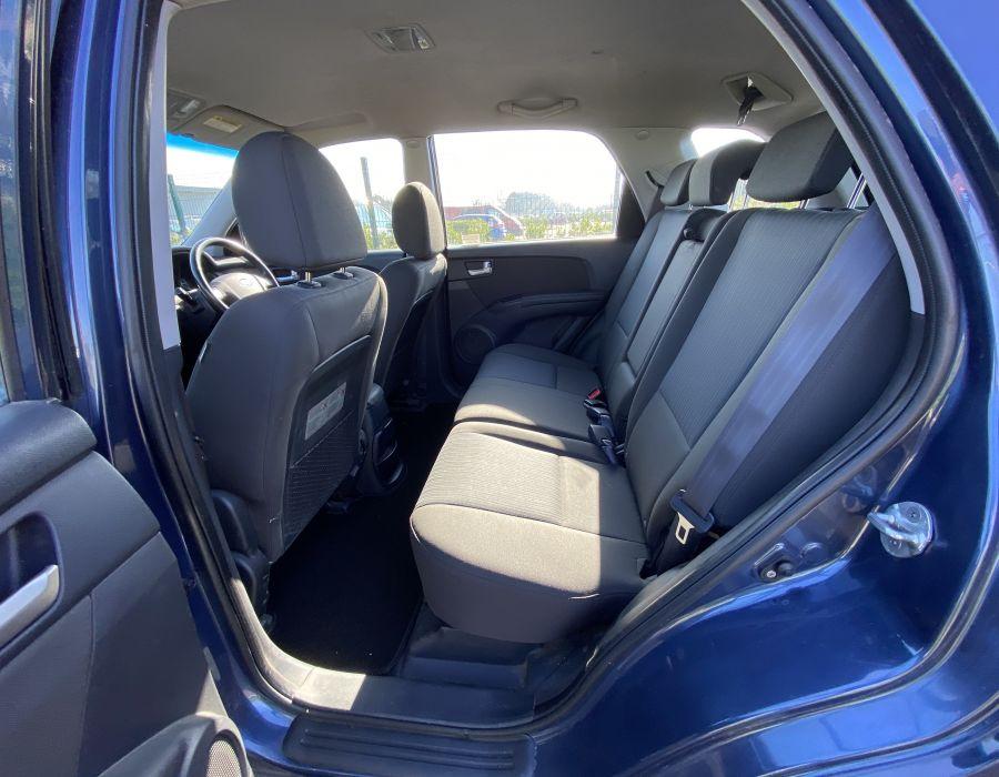 Kia Sportage 2.0 CRDi XE 4WD 5dr 13